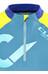 Cube AM Jersey korte mouwen Heren blauw/petrol